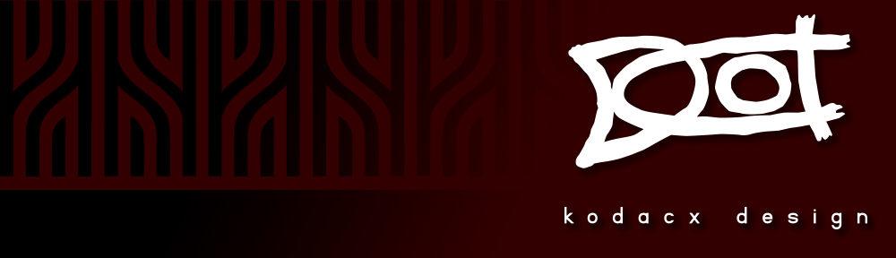 kodacx design